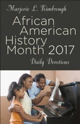 African American History Month Daily Devotions 2017
