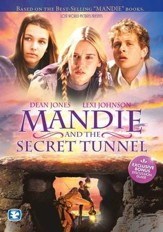 Mandie and the Secret Tunnel, DVD