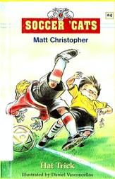 Soccer 'Cats #4: Hat Trick - eBook