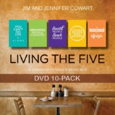Living the Five: Community Group DVD 10-Pack