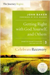 Getting Right with God, Yourself, and Others Participant's Guide 3: A Recovery Program Based on Eight Principles from the Beatitudes - eBook