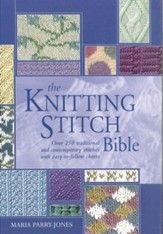 Knitting Stitch Bible