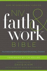 NIV, Faith and Work Bible, eBook / Special edition - eBook
