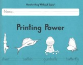 Printing Power Student Workbook Grade 2, Updated Edition