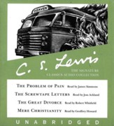 The Complete C.S. Lewis Signature Classics Audiobook on CD