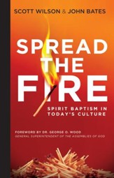 Spread the Fire: Spirit Baptism in Today's Culture - eBook