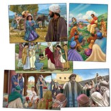 VBS 2017 Hero Central: Discover Your Strength in God! - Bible Story Poster Set
