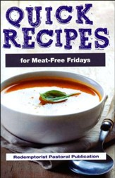 Quick Recipes for Meat Free Fridays