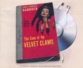 The Case of the Velvet Claws - unabridged audio book on CD