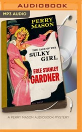 The Case of the Sulky Girl - unabridged audio book on MP3-CD