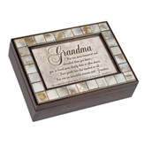 Grandma, You Are More Treasured and Cherished Than You Know, Music Box
