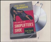 The Case of the Shoplifter's Shoe - unabridged audio book on CD