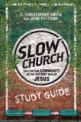 Slow Church Study Guide - eBook