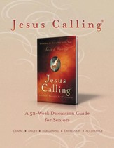 Jesus Calling Book Club Discussion Guide for Seniors - eBook