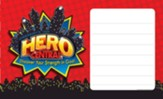 VBS 2017 Hero Central: Discover Your Strength in God! - Outdoor Banner