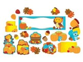 Fall Mini Bulletin Board Set, Grades K-5