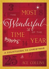 The Most Wonderful Time of the Year: A Countdown to Christmas - eBook