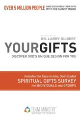 Your Gifts: Discover God's Unique Design for You - eBook
