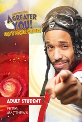 VBS 2017 A Greater You! Adult Student Handbook: God's Power Within!