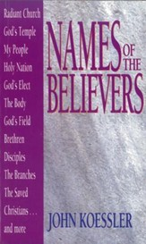 Names of the Believers - eBook