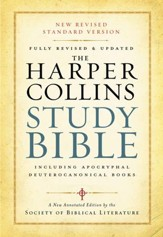 HarperCollins Study Bible - eBook