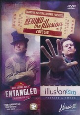 Behind the Illusion DVD Set: Including the Featured Film Entangled and Illusionism-Learning the Tricks