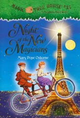 Magic Tree House #35: Night Of The New Magic