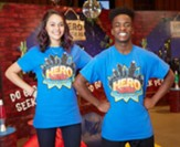 VBS 2017 Hero Central: Discover Your Strength in God! - Leader T-Shirt Size Medium
