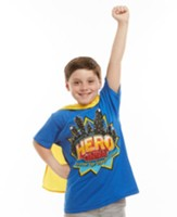 VBS 2017 Hero Central: Discover Your Strength in God! - Child T-Shirt Size XL