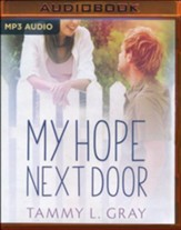 My Hope Next Door - unabridged audio book on MP3-CD