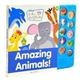 Baby Einstein: Amazing Animals! Play-a-Sound Book