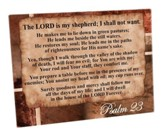 The Lord Is My Shepherd Cutting Board