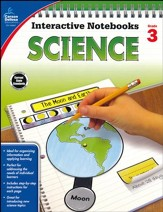 Interactive Notebooks Science, Grade 3