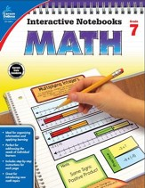 Interactive Notebooks Math, Grade 7