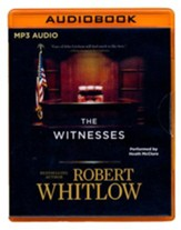 The Witnesses - unabridged audio book on MP3-CD