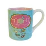 Mom, An Angel in Disguise Mug