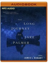 The Long Journey to Jake Palmer - unabridged audio book on MP3-CD