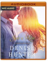 Just a Kiss - unabridged audio book on MP3-CD