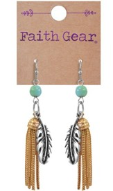 Feathers, Loved Earrings