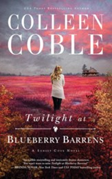 Twilight at Blueberry Barrens - unabridged audio book on CD