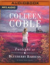 Twilight at Blueberry Barrens - unabridged audio book on MP3-CD