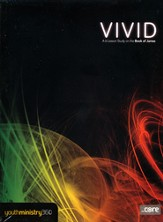 Vivid: A 6-Lesson Study on the Book of James DVD/ROM  - Slightly Imperfect