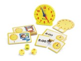 Time Activity Set, 41 Pieces