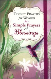 Pocket Prayers for Women: Simple Prayers of Blessings