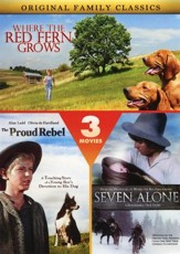 Original Family Classics, Triple Feature DVD