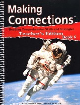 Making Connections Teacher's  Edition, Grade 6 (Homeschool  Edition)