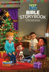 Deep Blue Bible Storybook: Christmas