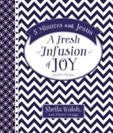 5 Minutes with Jesus: A Fresh Infusion of Joy - eBook
