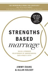 Strengths Based Marriage: Build a Stronger Relationship by Understanding Each Other's Gifts - unabridged audio book on CD