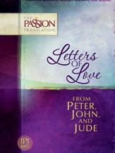 Letters of Love: From Peter, John, and Jude - eBook